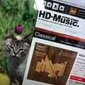 Photos: 岩合光昭Catがハイレゾを覗いてるから購入 ~Monteverdi