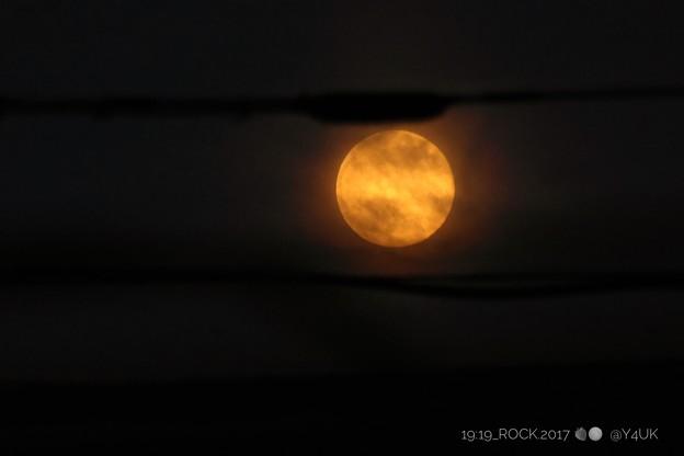 Photos: 6.9_19:19 strawberry moon ~恋が叶う月(Rock ver)