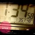 写真: 35.7℃ ~深夜までも1日中続く早くも今年一番の暑さに