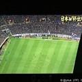 """写真: 空撮""""日本W杯出場決定"""" ~W杯出場決定!"""