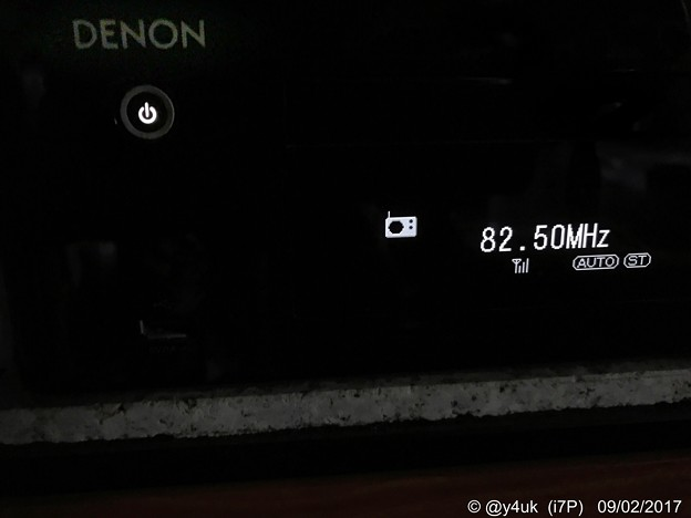 "Photos: DENON(&B&W)で1日中Radio♪""東京Jazz""NHKホール10h生放送~82.50MHz"