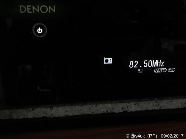 "DENON(&B&W)で1日中Radio♪""東京Jazz""NHKホール10h生放送~82.50MHz"