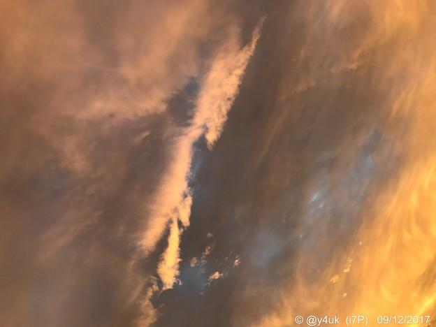 Photos: 17:51sunset最高のキャンバス夕焼け ~iPhoneスゴイ~27時新型発表会