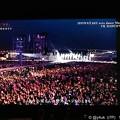 写真: 1995.8.26東京ベイサイドスクエア夜この中に自分もいます~暑く混み遠く倒れそうな真夏~安室ちゃん小室曲初披露~大歓声♪TK DANCE CAMP