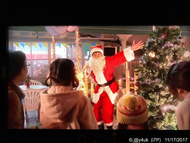 Photos: サンタだよ!Merry Xmas Night in~まるひろ屋上ロケ[監獄のお姫さま]クリスマスだし神回でした!