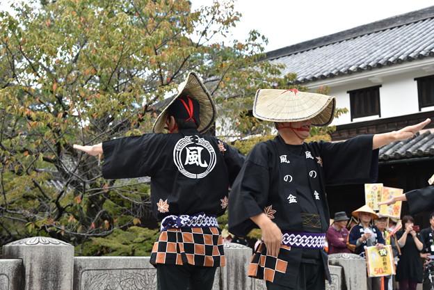 おわら風の盆in倉敷