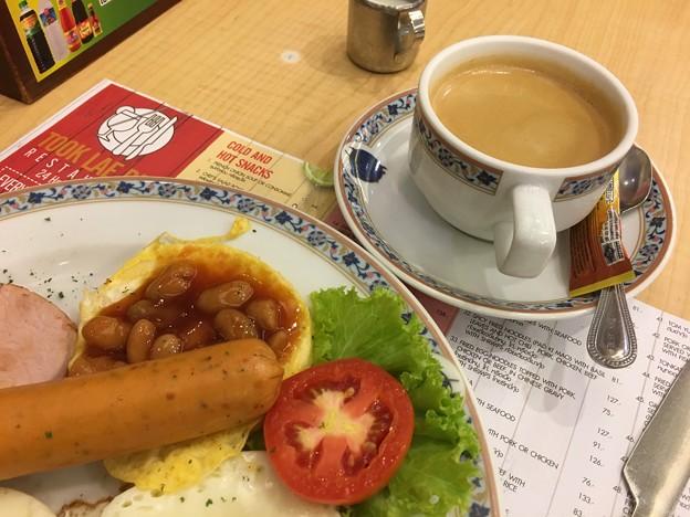 フードランドの朝食 (9)