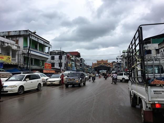 Photos: 国境の街 ミャワディ メソウト (1)