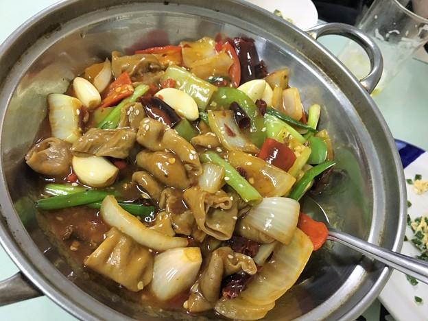 バンコク 紅燈籠 料理 (6)