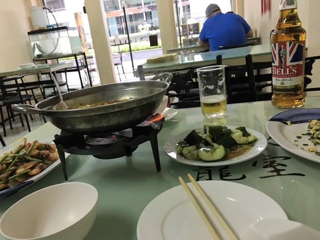 バンコク 紅燈籠 料理 (11)