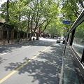 Photos: バスの中から衛山路