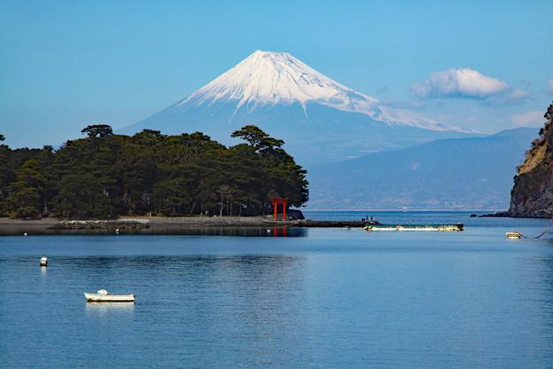 Photos: 戸田から望む