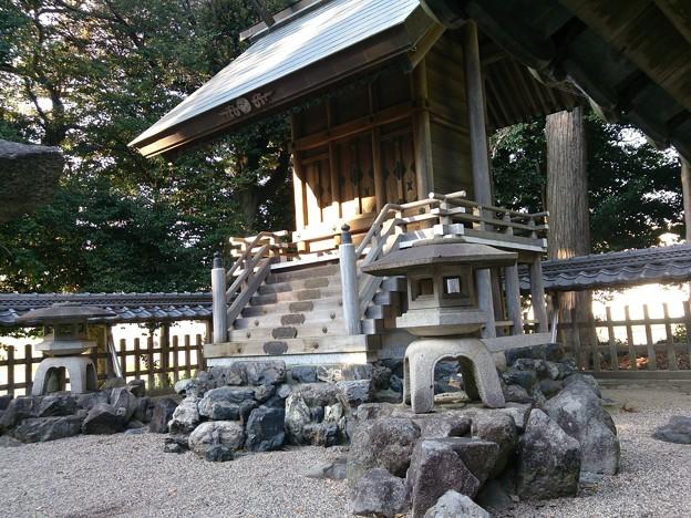 Photos: 川神社2 本殿