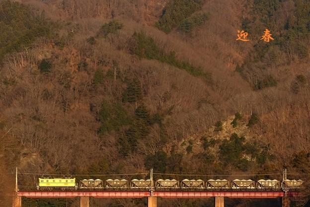 冬至の日 ~秩父鉄道~ 4カット