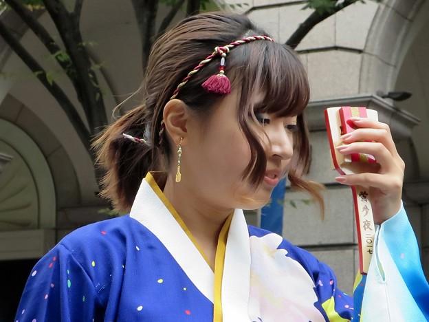 Photos: 同志社よさこいサークル「よさ朗」さん