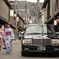 Photos: 京都老街一景
