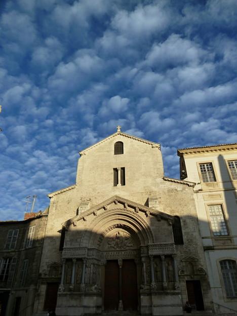 アルル サントロフィーム教会