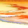 砂漠_心象-02砂漠の河