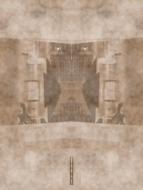 異郷のひと-02 from 善福寺_山門