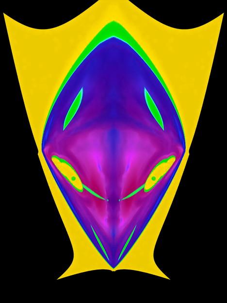 未知との遭遇_Alien-39パープラー