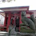 写真: 満桜稲荷神社-07a