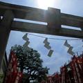 写真: 満桜稲荷神社-03b