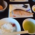 Photos: 雲取山荘の朝食