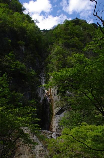 人工的な滝