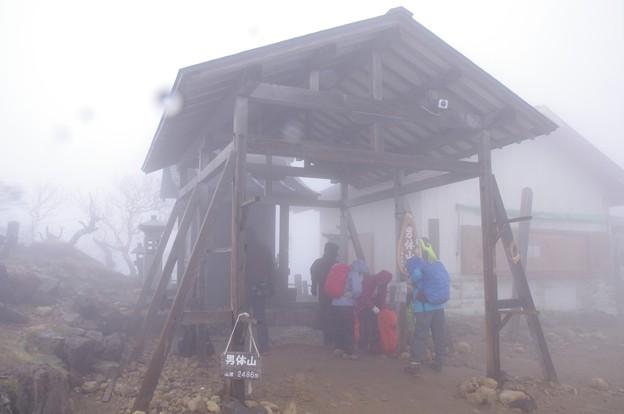 二荒山神社奥宮