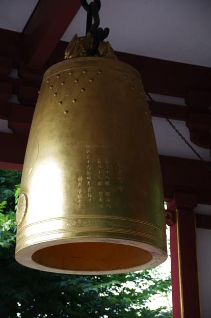 佐野厄除大師の鐘