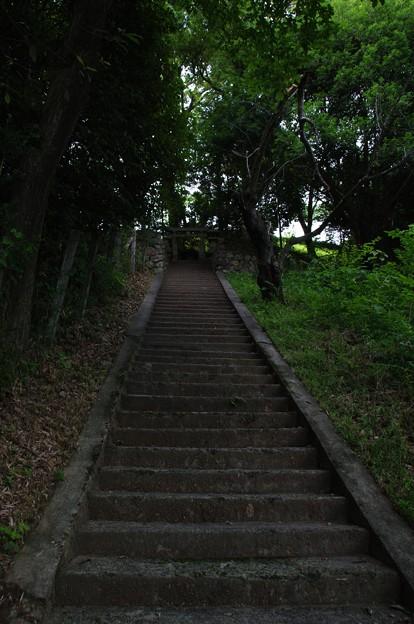 足利の大山阿夫利神社