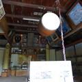 Photos: 大瀬神社の絵馬殿