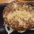 ビッグボーイのジャンボハンバーグ