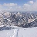Photos: 筍山より