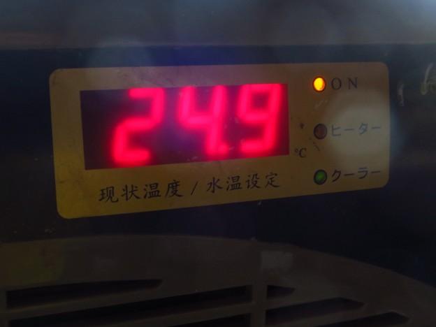Photos: _170527 038 クーラー稼働中 ZR-75s