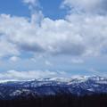遥か向こうは雪の国