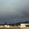 Photos: 12月8日の虹
