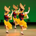 写真: 舞台踊り
