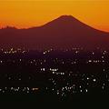富士に抱かれて・・おやすみ・・
