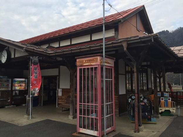 写真: 若桜鉄道02