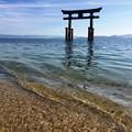 写真: 近江の厳島:白鬚神社03