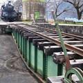 写真: 転車台:若桜鉄道10
