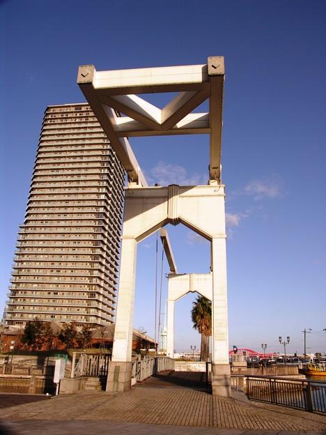 はね橋:神戸散策67