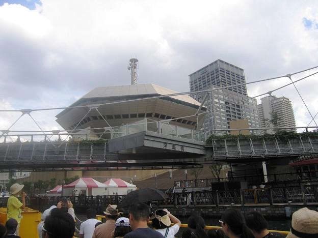 写真: 浮庭橋(うきにわばし):大阪周遊101