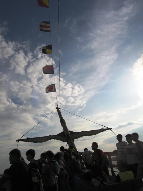新天地を目指して:大阪周遊17