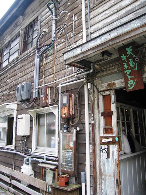 昭和レトロ:中崎町10