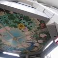 写真: 通天閣エントランス大天井:大阪周遊75