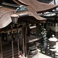 写真: 拝殿:宝山寺08