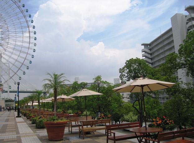 天保山ハーバービレッジ:大阪周遊