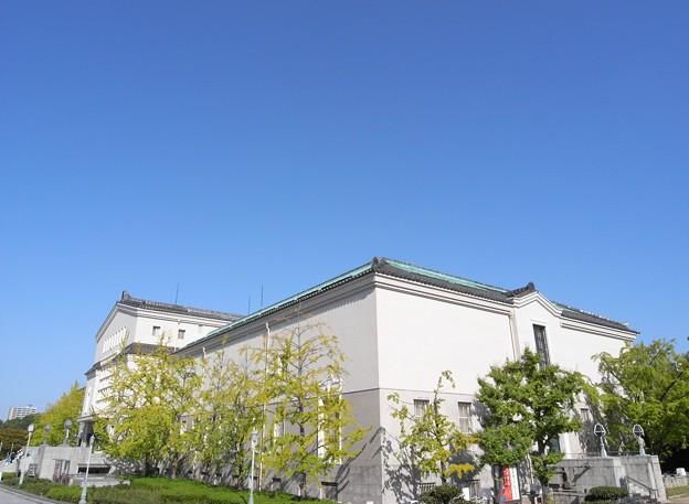 大阪市立美術館:天王寺散策01